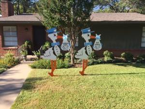 Twin boys stork rental Stork Worth Fort Worth, TX