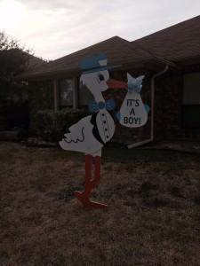 Baby Shower - Stork Worth - Arlington, TX